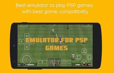 Download Golden PSP Emulator Pro 1.3 APK