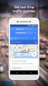 Download Google Maps Go - Directions, Traffic & Transit 92 APK
