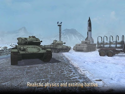 Download Grand Tanks: Tank Shooter Game 3.02 APK