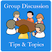 Download Group Discussion Topics & Tips 1.2 APK