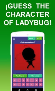 Download Guess the Ladybug Character 3.1.2dk APK