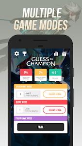 Download Guess the LoL Champion - Quiz 1.9 APK