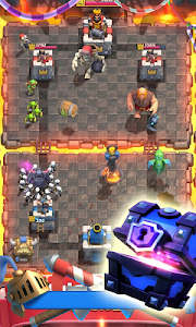 screenshot of Guide for Clash Royale version 1.0