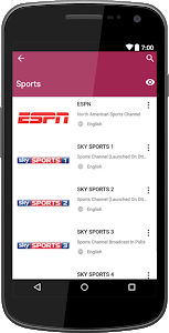 Download Guide for Mobdro Online TV HD 1.0 APK