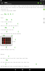 Download Guitar chords and tabs 2.8.7 APK