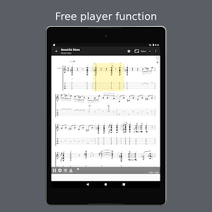 Download GuitarTab - Tabs and chords  APK
