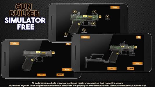 Download Gun Builder Simulator Free 1.4.3 APK