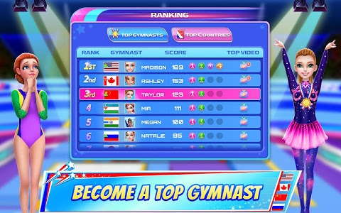 Download Gymnastics Superstar - Spin your way to gold! 1.1.9 APK
