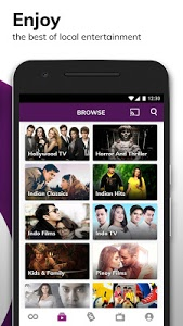 Download HOOQ - Stream & Watch Movies, TV Series & More  APK