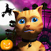 Download Halloween Cat Theme Park 3D 2.0 APK