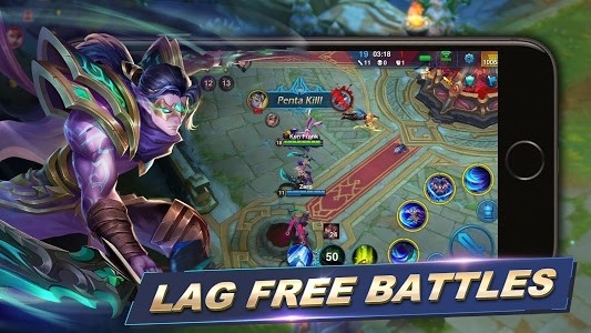 Download Heroes Arena 2.1.18 APK