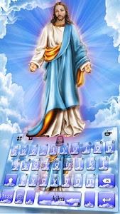 Download Holy Jesus Keyboard Theme 1.0 APK