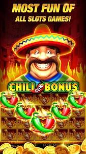 screenshot of Hot Slots: Free Vegas Slot Machines & Casino Games version 1.36.0