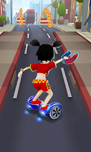 Download Hoverboard Rush 1.0.2 APK