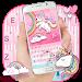 Download Cuteness Unicorn Keyboard Theme 10001014 APK