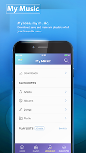 Download IDEA MUSIC – Sing Along HD Music & Radio 3.0.1 APK