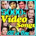 Indian Songs - Indian Video Songs - 5000+ Songs