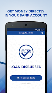 screenshot of Instant Personal Loan App – Indiabulls Dhani version 1.8.0