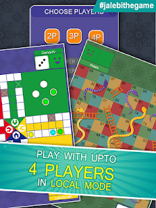 screenshot of Jalebi - A Desi Adda With Ludo, Snakes & Ladders version 3.2