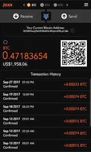 Download Jaxx Blockchain Wallet 1.3.18 APK