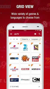Download JioTV - Bigg Boss, KBC, Live sports & TV shows 5.4.0 APK
