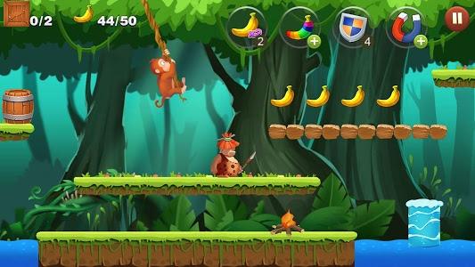 Download Jungle Monkey Run 1.7.0 APK