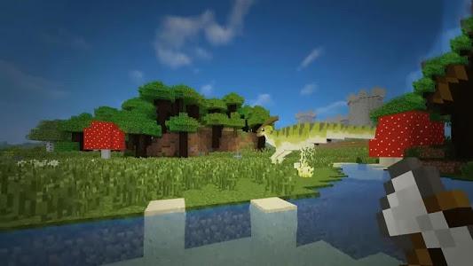 Download Jurassic World Park in MCPE 1.8 APK