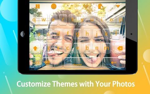 Download Keyboard - wallpapers , photos 1.2.7 APK