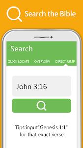 Download King James Bible - KJV, Audio Bible, Free, Offline 2.2.3 APK