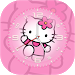 Download Kitty Clock Live Wallpaper 1.3 APK