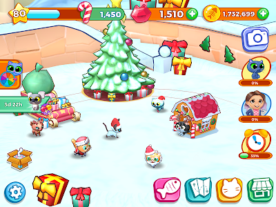 screenshot of Kitty Keeper: Cat Collector version 1.3.3
