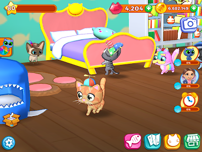 Download Kitty Keeper: Cat Collector 1.2.3 APK