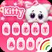 Download Pink Kitty Keyboard Theme 1.0.0 APK