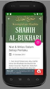 Download Kumpulan Hadist Shahih Lengkap 2 4 0 Apk Downloadapk Net