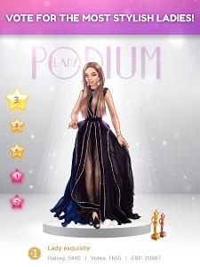 screenshot of Lady Popular: Fashion Arena version 46