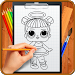 Download Learn How to Draw Cute Surprise Dolls 1.2.1 APK