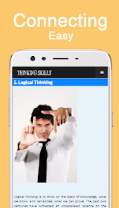screenshot of Learn Thinking Skills Pro version 1.0.0