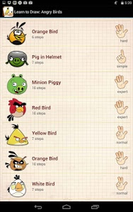 Download Learn to Draw Angry Birds 1.03 APK