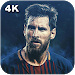 Download ? Lionel Messi Wallpapers 4K | Full HD ? 1.1.4 APK