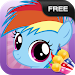 Download Little Pony Coloring Game 1.1 APK