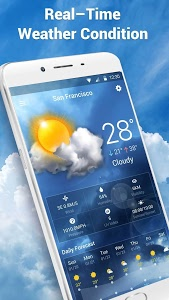 Download Local Weather Widget&Forecast 13.1.0.4100 APK