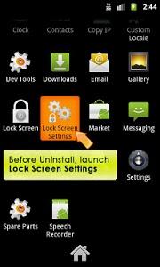 Download Lock Screen App 1.14 APK
