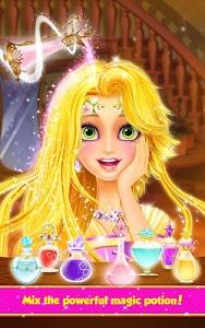 Download Long Hair Princess Hair Salon 1.6 APK