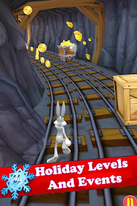screenshot of Looney Toons Dash revived version Looney Toony Dash