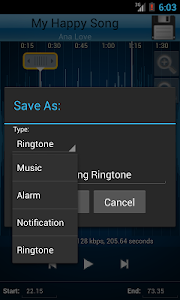 Download MP3 Cutter and Ringtone Maker♫ 2.0 APK