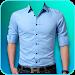 Download Man Casual Shirt Photo Suit 20.0 APK