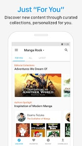 Download Manga Rock - Best Manga Reader 3.6.2_world APK