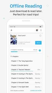 screenshot of Manga Rock - Best Manga Reader version 3.7.4_world