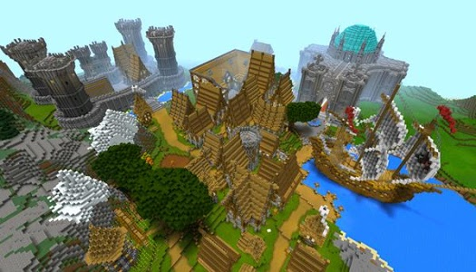 Download Maps For Minecraft Pe 0 16 0 1 0 Apk Downloadapk Net