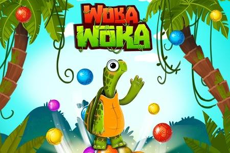 Download Marble Woka Woka 2018 - Bubble Shooter Match 3 1.4.00 APK